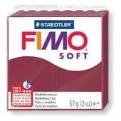 Полимерная глина FIMO Soft, 56-57 г - Запекаемая полимерная глина