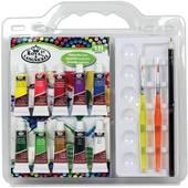 """Набор акварельных красок """"Royal&Langnickel"""", 10 тюбиков в пластиковой упаковке - Краски"""