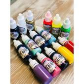 Краситель EpoximaxX Colour для полиуретанов и эпоксидных смол 15 г - Лаки и медиумы