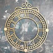 """Заготовка для часов """"Циферблат с узором"""" - Основы для часов"""