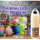 Cadence эпоксидный медиум с эффектом заливки Pouring Effect Medium, 250 мл - Акрил