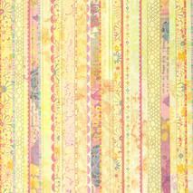 Бумага для скрапбукинга, 15х15 см, «Soleil» - Бумага для скрапбукинга