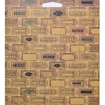 Бумага для скрапбукинга, 15 х 15 см, «Time Traveler`s Memories» - Односторонняя скрап бумага