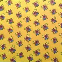 Бумага для скрапбукинга, 15 х 15 см, «Introspection» - Односторонняя скрап бумага