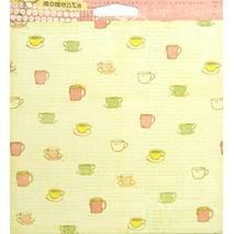 Бумага для скрапбукинга, 15 х 15 см, «Coffee Break» - Двухсторонняя скрап бумага