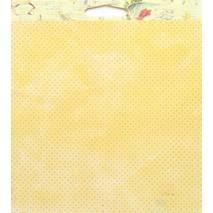Бумага для скрапбукинга, 15 х 15 см, Сказка на ночь - Двухсторонняя скрап бумага