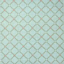 Бумага для скрапбукинга, 15х15 см, «Bohemian Bamboo» - Односторонняя скрап бумага