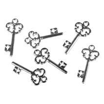 Ключик декоративный, 2,3 см - Объемные элементы
