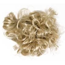 Волосы для кукол, прямые, БЛОНД, 30 г - Тильда
