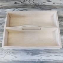 Поднос для столовых приборов, 200х275х60 мм - Подносы и ящики