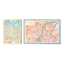Набор карточек из коллекции «Come Away With Me», 2 шт., 100х76 мм и 152х100 мм - Бумажные элементы