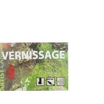 Холст загрунтованный для живописи Vernissage, 18х24 см - Холсты