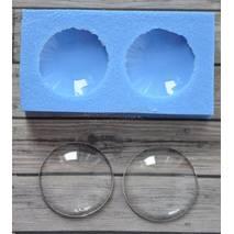 Молд набор круглых кабошонов 30мм - Для моделирования