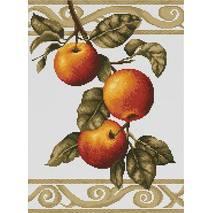 Набор для вышивания «Веточка яблони», 19х26,5 см - Вышивка