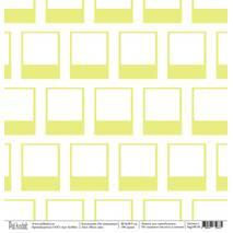 """Фото дня - бумага для творчества, """"На чемоданах"""", 30,5х30,5 см - Односторонняя скрап бумага"""