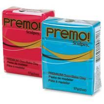 Полимерная глина Premo, 57г - Запекаемая полимерная глина