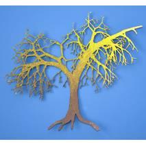 """Чипборд """"Старое дерево 2"""", 14х21 см - Объемные элементы"""