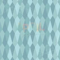 """Бумага April Paper """"Льдинки"""", 30,5х30,5 см - Бумага для скрапбукинга"""
