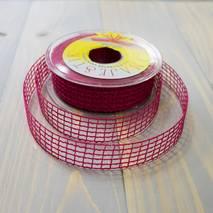 Лента-сетка цветная, 30 мм - Ленты, ткани