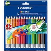 Набор цветных карандашей, 24 штуки, Noris Club, STAEDTLER - Скетчинг