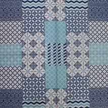 """Салфетка 33*33 см """"Голубая плитка"""" - Фон и текстуры"""