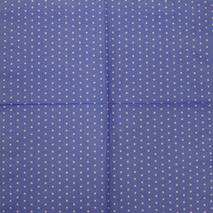 "Салфетка 33*33 см ""Горошек на синем фоне"" - Фон и текстуры"