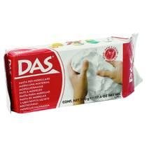 DAS паста для моделирования, упаковка 500гр, белая. - Самоотверд. полимерная глина
