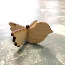 """Заготовка """"Птичка 3D"""" - Фигурные заготовки"""
