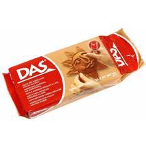 DAS паста для моделирования, упаковка 1000 гр, терракотовая - Самоотверд. полимерная глина