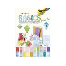 """Набор односторонней бумаги """"Basics"""", 20 листов, 24*34 см, 270 гр/м2 - Односторонняя скрап бумага"""