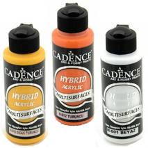 Универсальная акриловая краска  Hybrid Acrilic For Multisurface, 70 мл - Краски