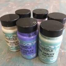 Краска для творчества ультра матовая Very Chalky, 90 мл - Акрил