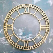 """Заготовка для часов """"Циферблат"""". - Основы для часов"""