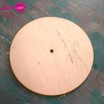 Заготовка для часов, диаметр 30 см - Основы для часов