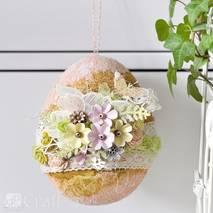 Декоративные изделия для творчества - цветы и пайетки - Сухие цветы