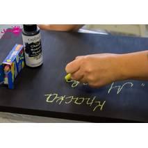 Краска для творчества Chalkboard Paint, 120 мл, Темно-зеленый - Акрил