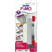 Набор из трех ножей для полимерной глины, Fimo - Инструменты