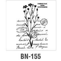 "Трафарет ""BN155"", 25*36 см - Трафареты"