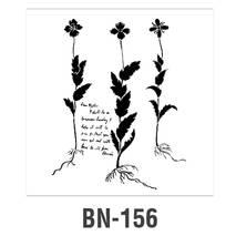 "Трафарет ""BN156"", 25*36 см - Трафареты"
