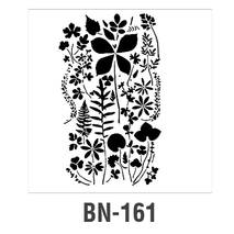 "Трафарет ""BN161"", 25*36 см - Трафареты"