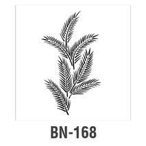 "Трафарет ""BN168"", 25*36 см - Трафареты"