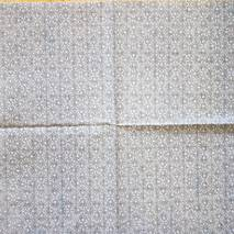 "Салфетка 33*33 см ""Узор серый"" - Фон и текстуры"