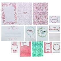 """Набор карточек для творчества """"Любовь и нежность"""", 14 штук - Объемные элементы"""