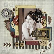 """Набор декоративных пуговец """"Латте"""", 15 мм, 30 штук - Объемные элементы"""