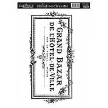 Трансферная картинка, 25*35 см, HDT-034 - Трансферные картинки