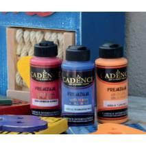 Краска для творчества Premium Acrilic Paints, Cadence, 70 мл - Акрил