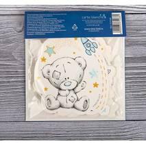 """Набор декоративных элементов (Высечки для скрапбукинга, Me To You """"Наш малыш"""") - Бумажные элементы"""