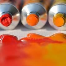 Краска акварельная Intense Water в тубе, 15 мл - Краски