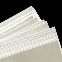 Бумага для рисунка, пастели, белая, 140 г/м2, 540 x 775 мм - Бумага