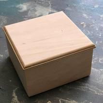Заготовка для творчества  Короб 12*12*7 см - Шкатулки